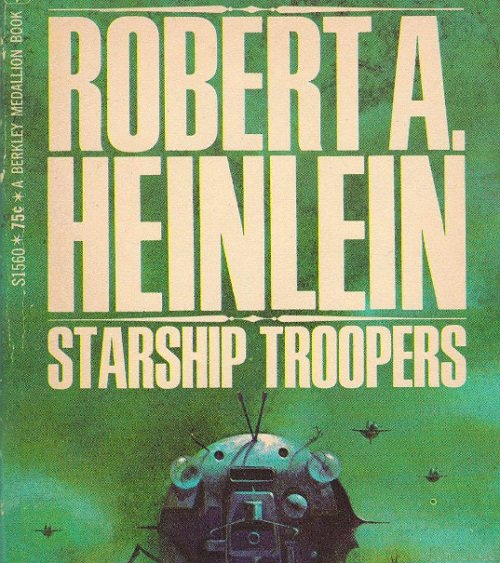 heinlein starship troopers 20 Movies That Are Actually Way Better Than The Books They're Based On
