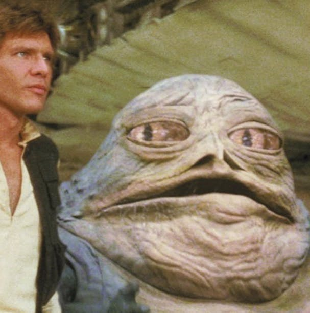 jabba will probably show up in solo right 20 CGI Moments So Bad They Ruined The Entire Film