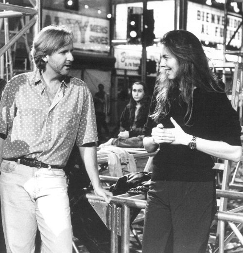 james cameron and kathryn bigelow strange days 10 Things You Probably Didn't Know About Strange Days