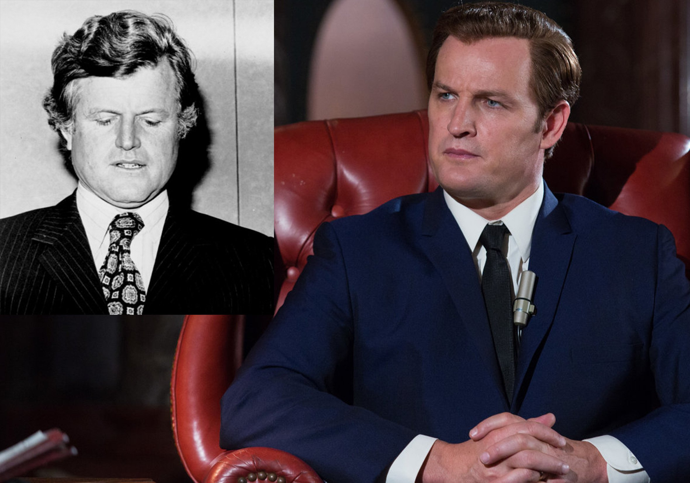 jason clarke ted kennedy 20 Actors Who Looked Exactly Like The Real People They Played
