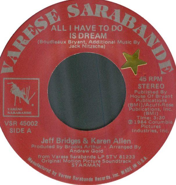 jeff bridges and karen allen love theme from starman varese sarabande e1580732941240 20 Interstellar Facts You Never Knew About Starman
