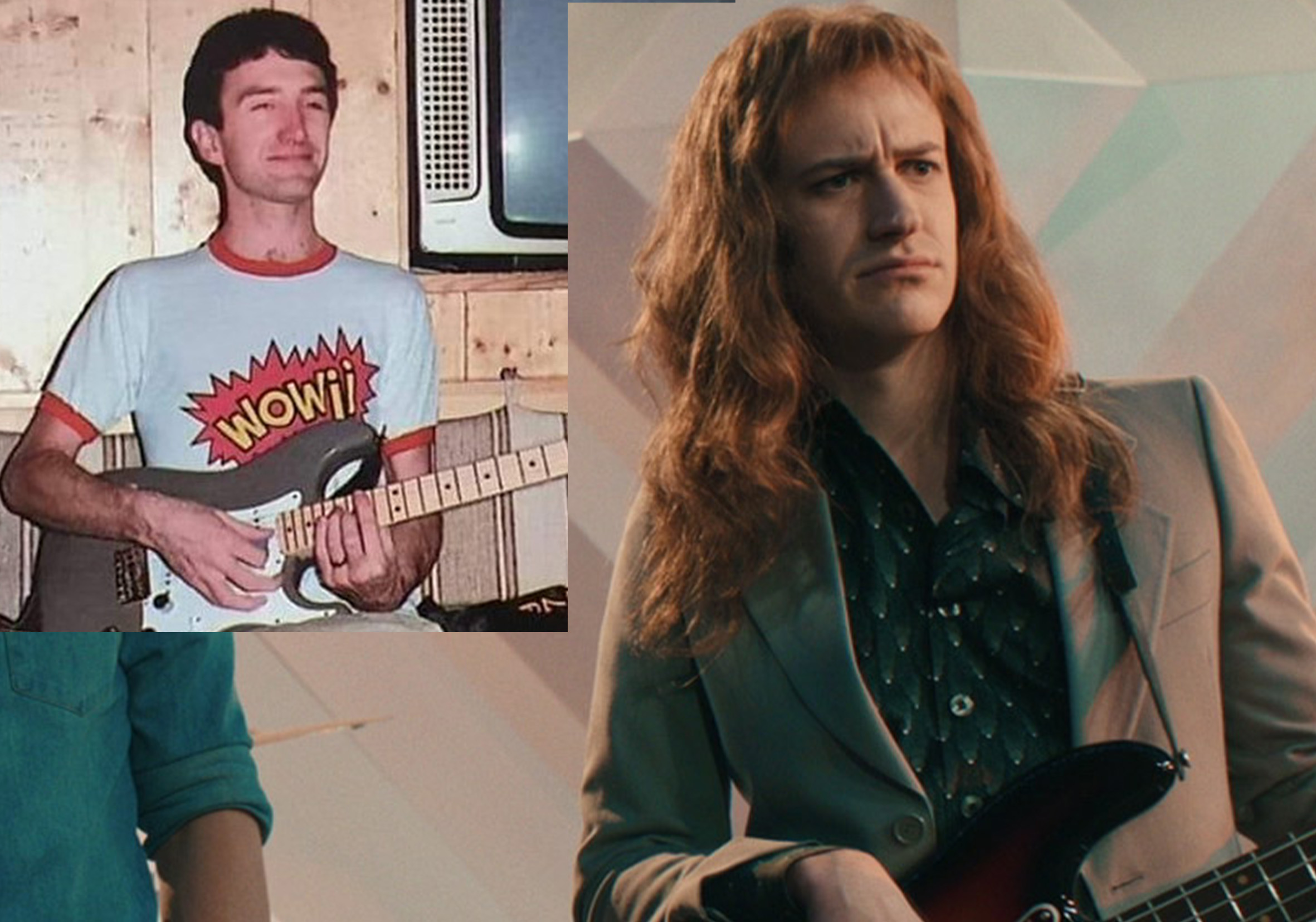 john deacon joe mazzello bohemian rhapsody 20 Actors Who Looked Exactly Like The Real People They Played