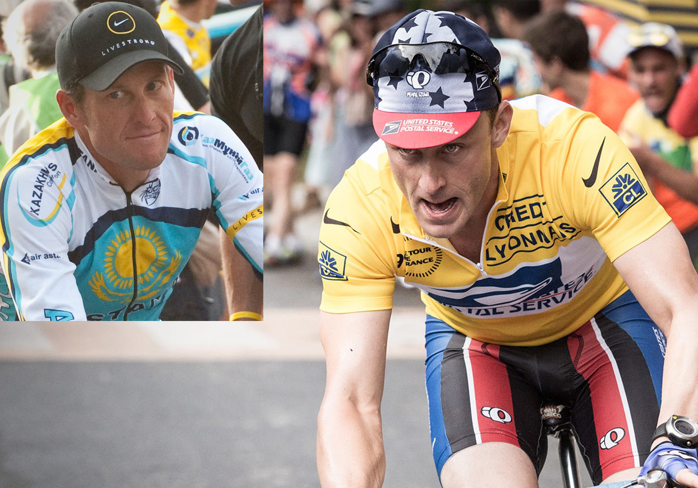 lance armstrong ben foster 20 Actors Who Looked Exactly Like The Real People They Played