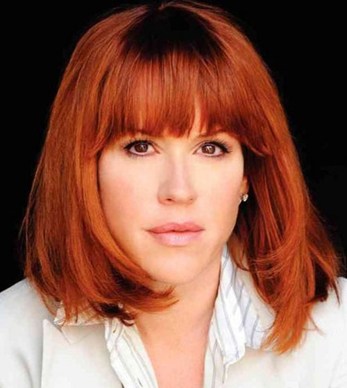 molly ringwald fergus greer croppedjpg 20 Famous Actors Who Almost Played Iconic Movie Roles
