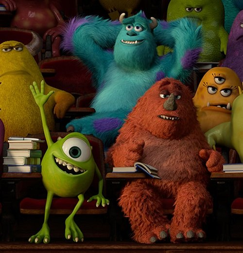 monsters university1 1 1020 10 Long-Delayed Sequels That Were Worth The Wait (And 10 That Definitely Weren't)