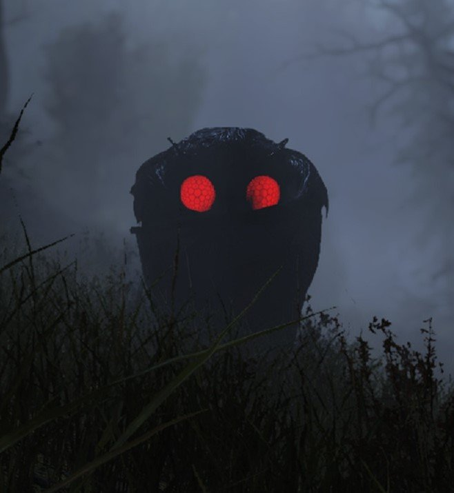 mothman 10 Of The Most Intriguing Mysteries From TV's Unsolved Mysteries