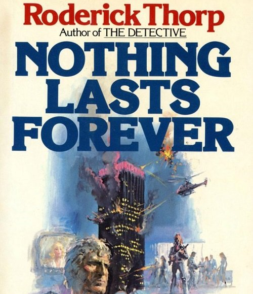 nothing lasts forever e1531415175225 700x1024 1 20 Movies That Are Actually Way Better Than The Books They're Based On