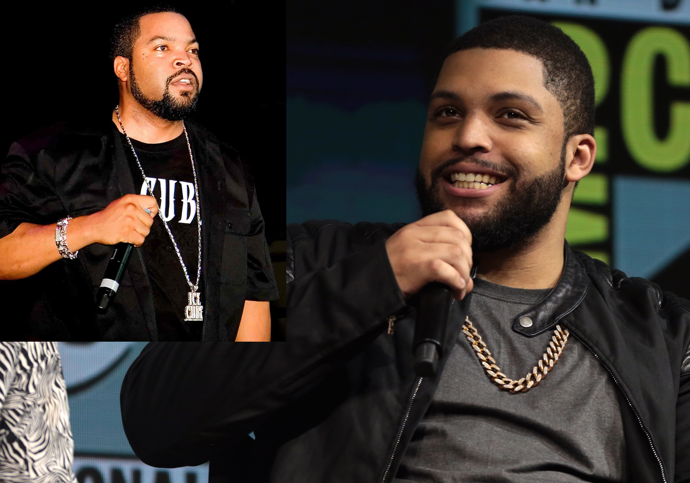 o shea jackson jr ice cube 20 Actors Who Looked Exactly Like The Real People They Played