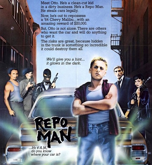 20 Intense Facts About 1984 Cult Classic Repo Man