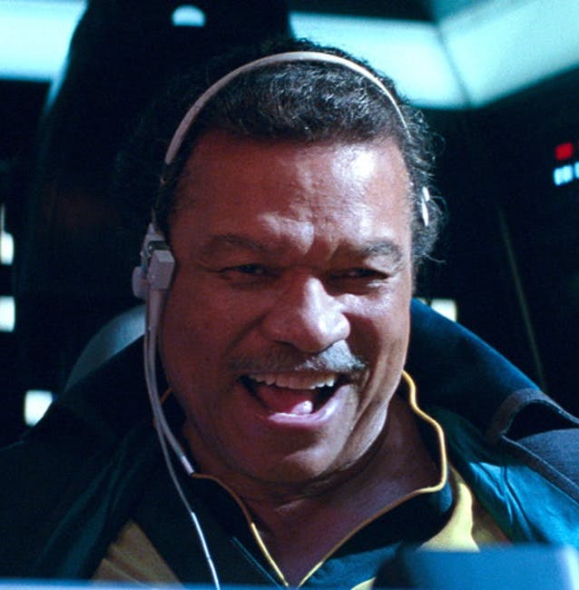 star wars rise of skywalker leaks lando lobot 20 Reasons Why Star Wars: The Rise Of Skywalker Makes Absolutely No Sense