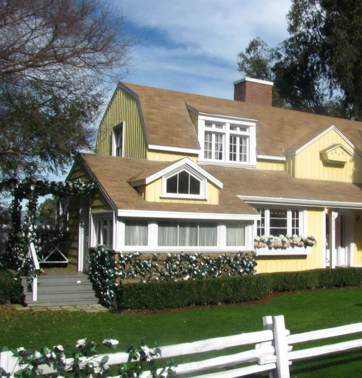 susans and mikes house on wisteria lane on the universal studio tour e1581511554567 Just The Facts (20 Of Them) About Dan Aykroyd And Tom Hanks' Dragnet