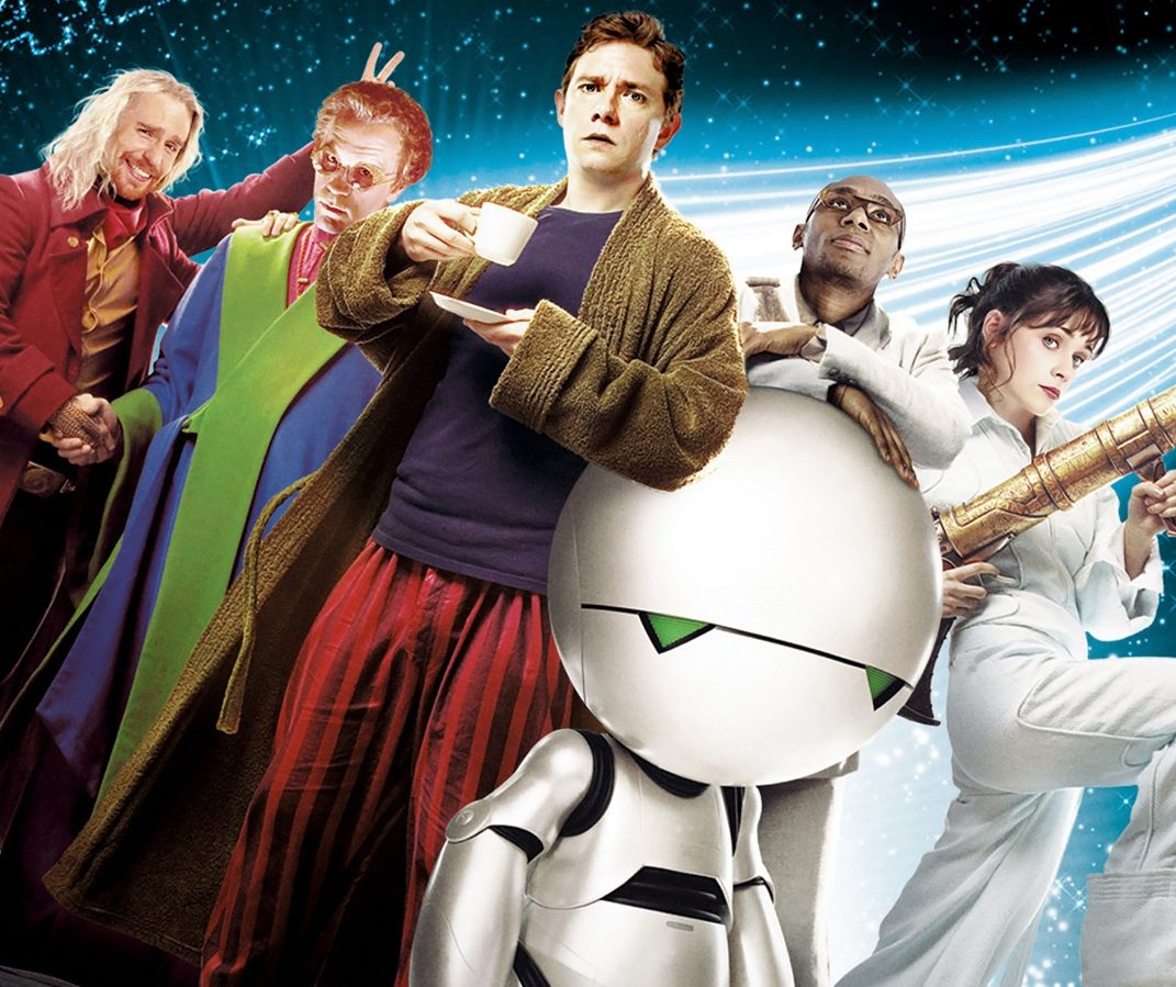 the hitchhikers guide to the galaxy 50bfe66186fa0 2764 e1615458752603 25 Unpopular Casting Choices That Actually Turned Out Great