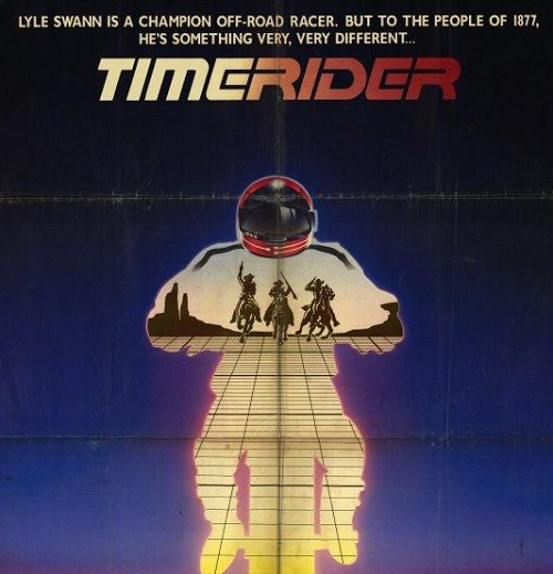 timerider movie poster 1982 20 Intense Facts About 1984 Cult Classic Repo Man