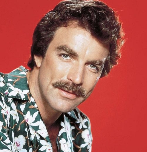 tom selleck in magnum p i 1980 album 20 Famous Actors Who Almost Played Iconic Movie Roles