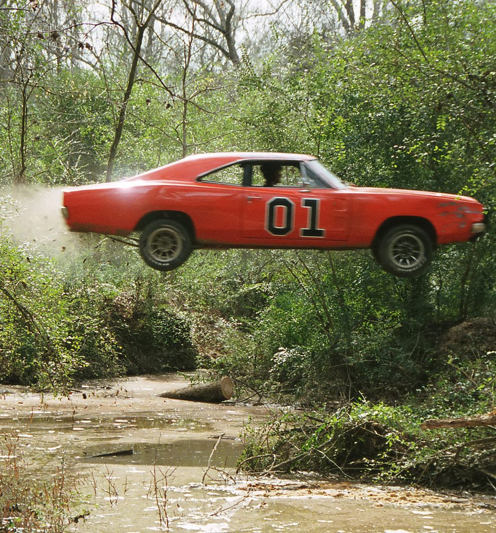 1969 Dodge Charger General Lee Jump Swamp e1582103214658 10 Vehicles From 80s Movies And TV Shows You Wish You Owned