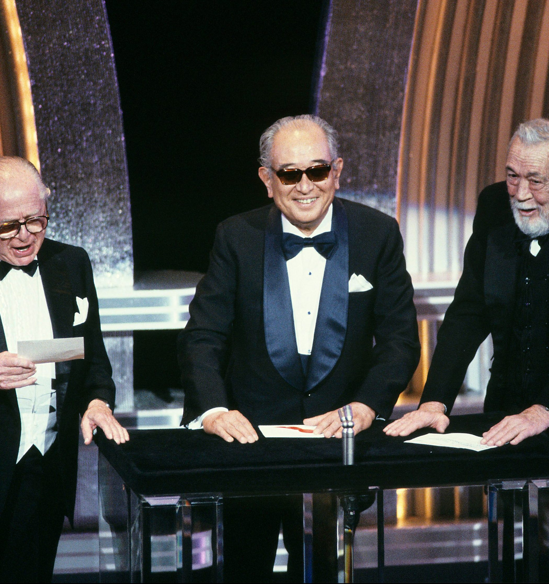 1985 iconic picture presenters wilder kurosawa huston e1582547150541 20 Barnstorming Facts You Never Knew About Witness