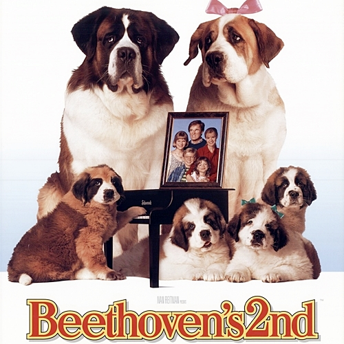 2 22 10 Things You Never Knew About 1992's Beethoven