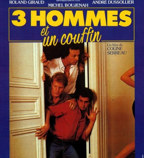 3 hommes et un couffin french movie poster 20 Hollywood Hits You Didn't Know Were Remakes Of Foreign Films
