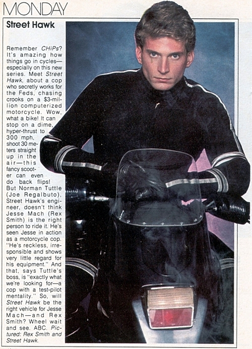 5 27 Remember Rex Smith From Street Hawk? Here's What He Looks Like Now!