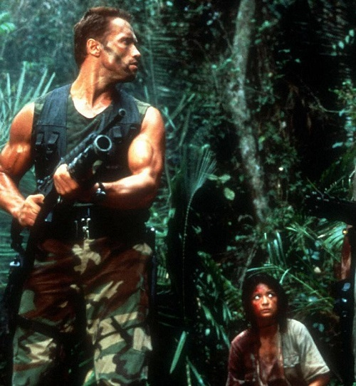 """5 things you didnt know about predator 25th anniversary 20 Best Arnold Schwarzenegger One-Liners That Aren't """"I'll Be Back"""""""