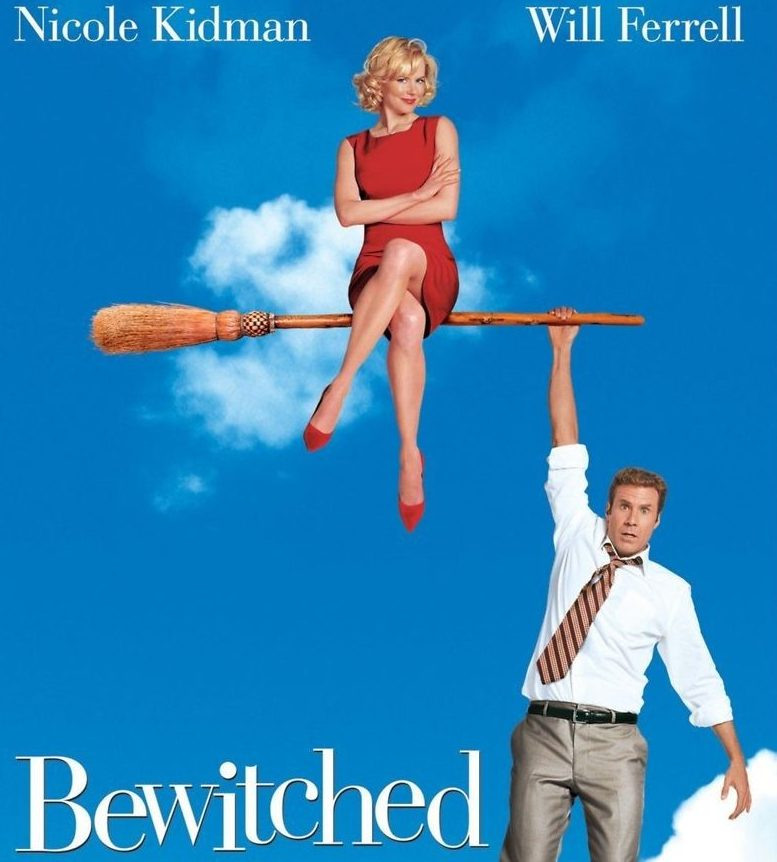 Bewitched 2005 poster e1582277484268 20 TV-To-Movie Adaptations That Were Nothing Like The Series They Were Based On