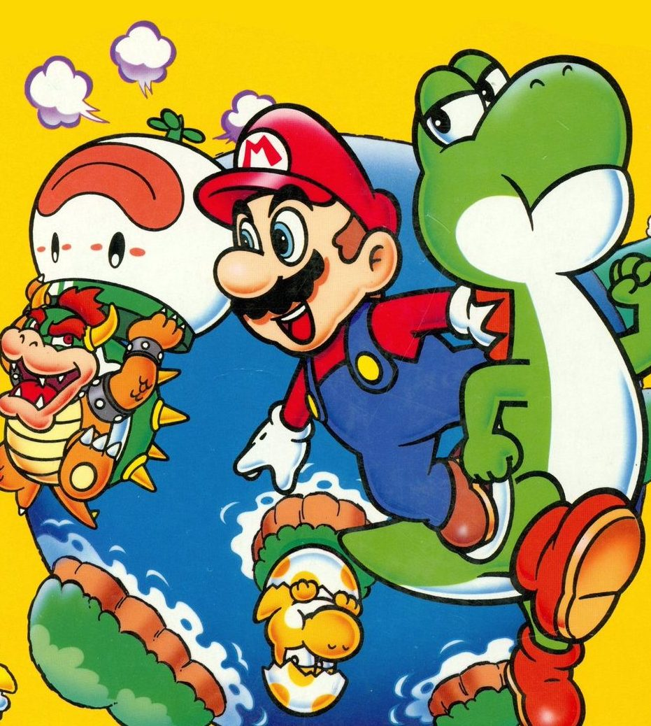 C3BjOYPXEAEgBM4 e1581941013189 20 Reasons Why Super Mario World Has Aged Better Than Super Mario Bros. 3