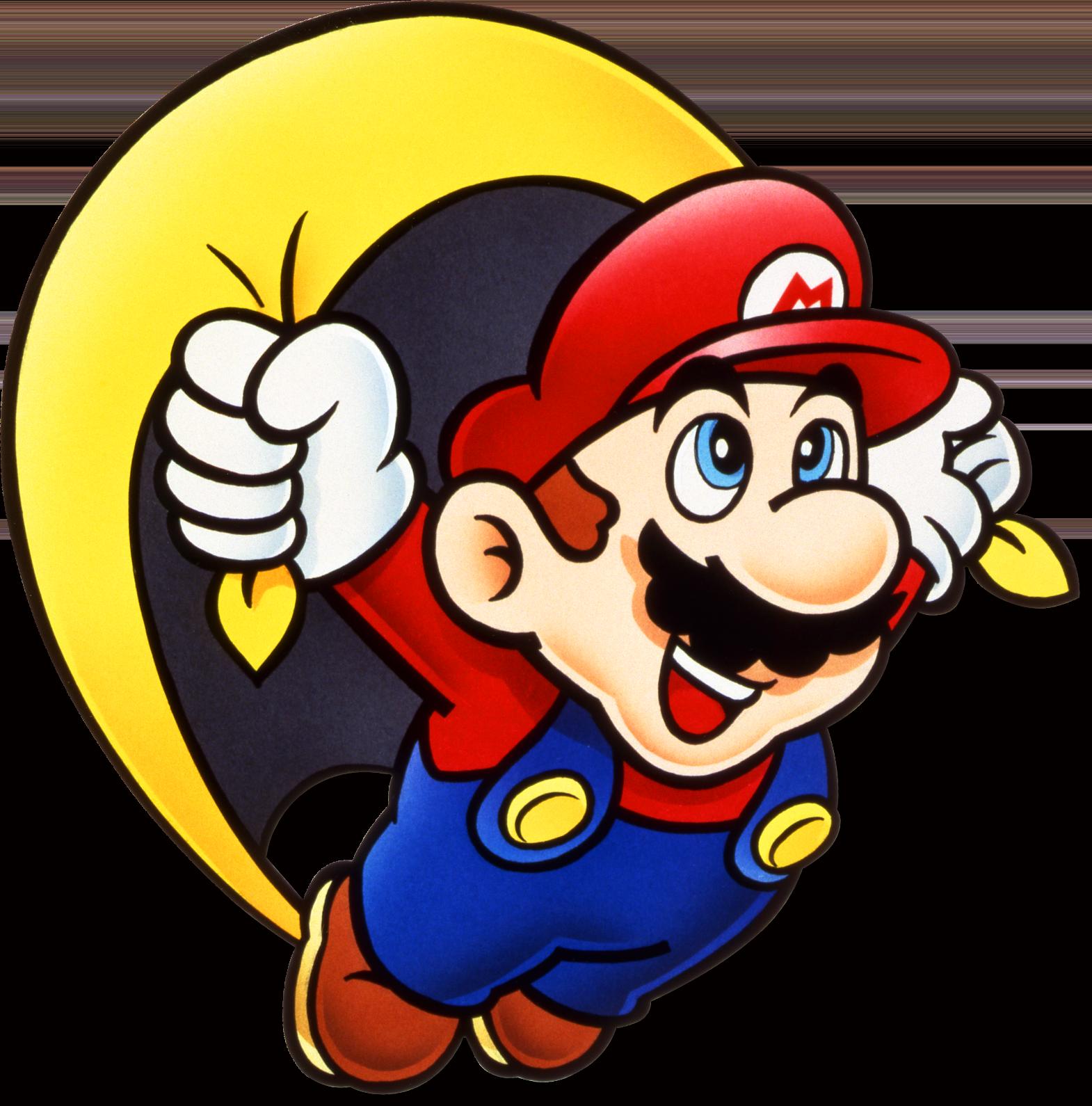 Cape Mario 20 Reasons Why Super Mario World Has Aged Better Than Super Mario Bros. 3