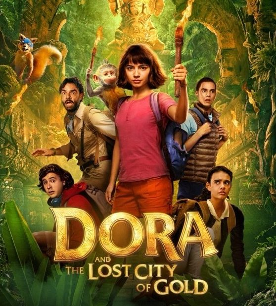 Dora City Lost Gold Isabela Moner e1582276887252 20 TV-To-Movie Adaptations That Were Nothing Like The Series They Were Based On