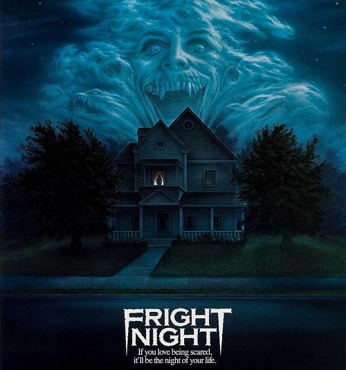 Fright Night 1985 poster Have A Stab At These 20 Terrifying Facts About Psycho II