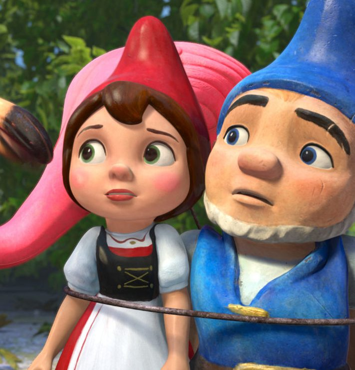 Gnomeo and Juliet DI e1582894322441 20 Films You Didn't Know Were Based On Shakespeare Plays