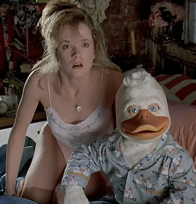 ISTYA howard the duck alt e1584013886282 20 80s Movie Moments That Have Aged Horribly