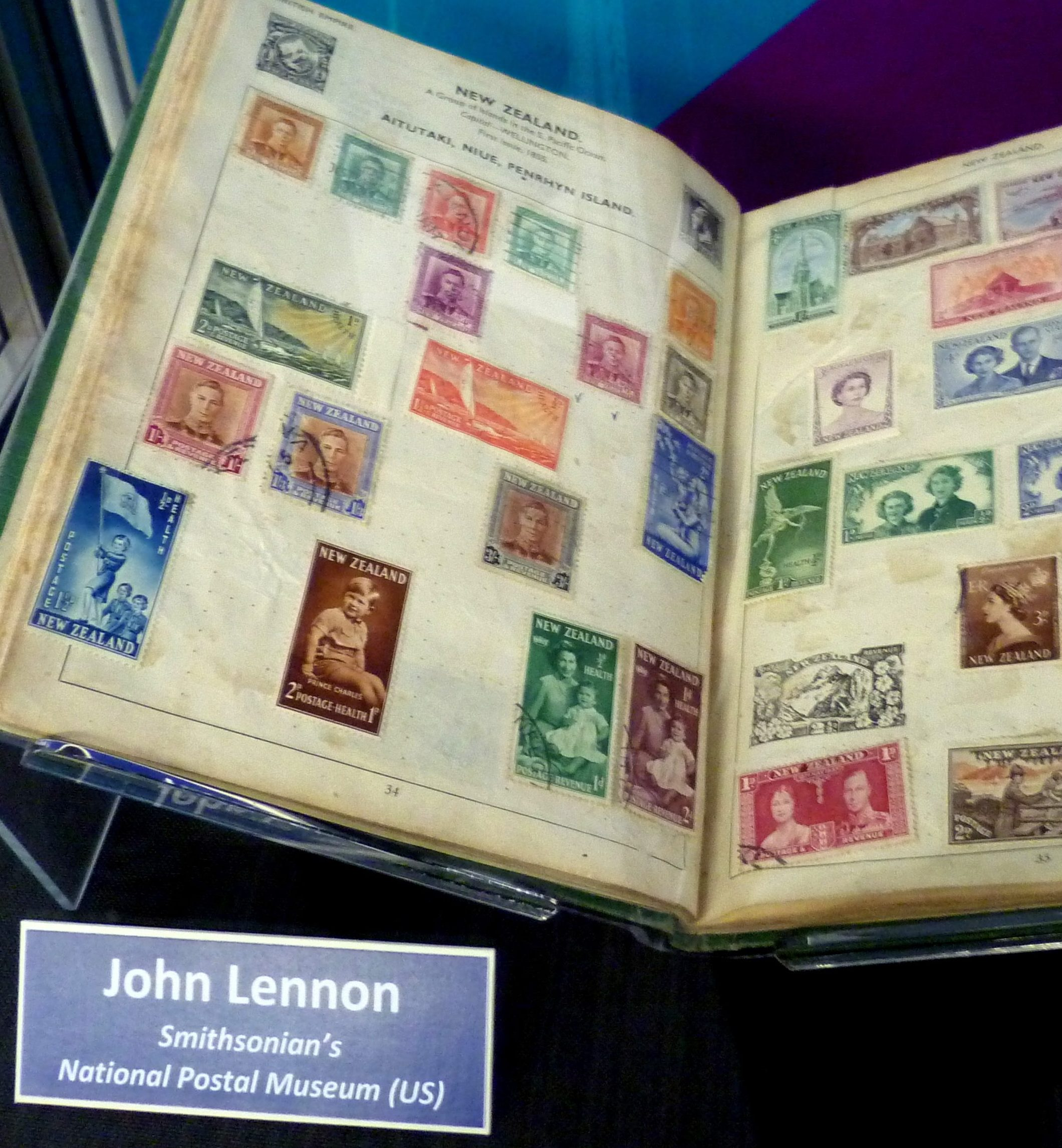 John Lennons stamp collection e1581673766472 20 Celebrities With Surprising Hobbies