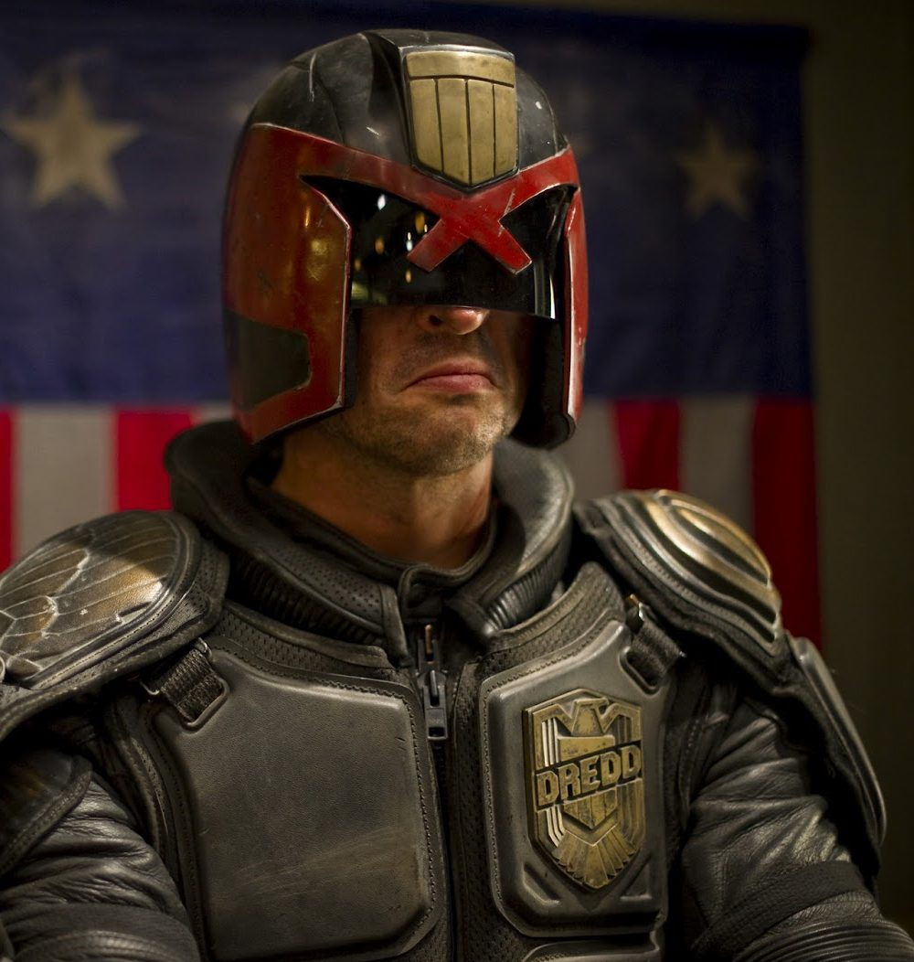 Karl Urban in Dredd 2012 Movie Image 21 e1580907695254 20 Superhero Movies That Were Made For Adults Only