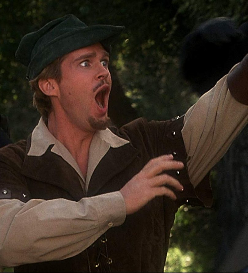 MV5BNzYxYzJhMzktNTU5Mi00ZjliLWE2NGQtYWI0OTViYzAzYWM0XkEyXkFqcGdeQXVyMjUyNDk2ODc@. V1 SX1777 CR001777999 AL e1581595475228 20 Thigh-Slapping Facts About The Hilarious Robin Hood: Men In Tights