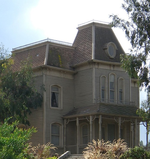 Psycho House Universal Studios Hollywood California4481 Have A Stab At These 20 Terrifying Facts About Psycho II