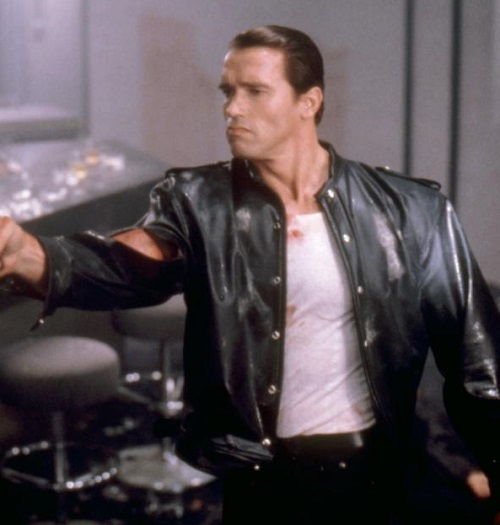 """Raw Deal 1986 Arnold Schwarzenegger action movie 20 Best Arnold Schwarzenegger One-Liners That Aren't """"I'll Be Back"""""""