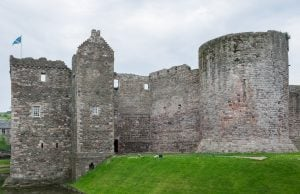 Rothesay Castle Gatehouse and Pigeon Tower 2016 20 Celebrities With Surprising Hobbies