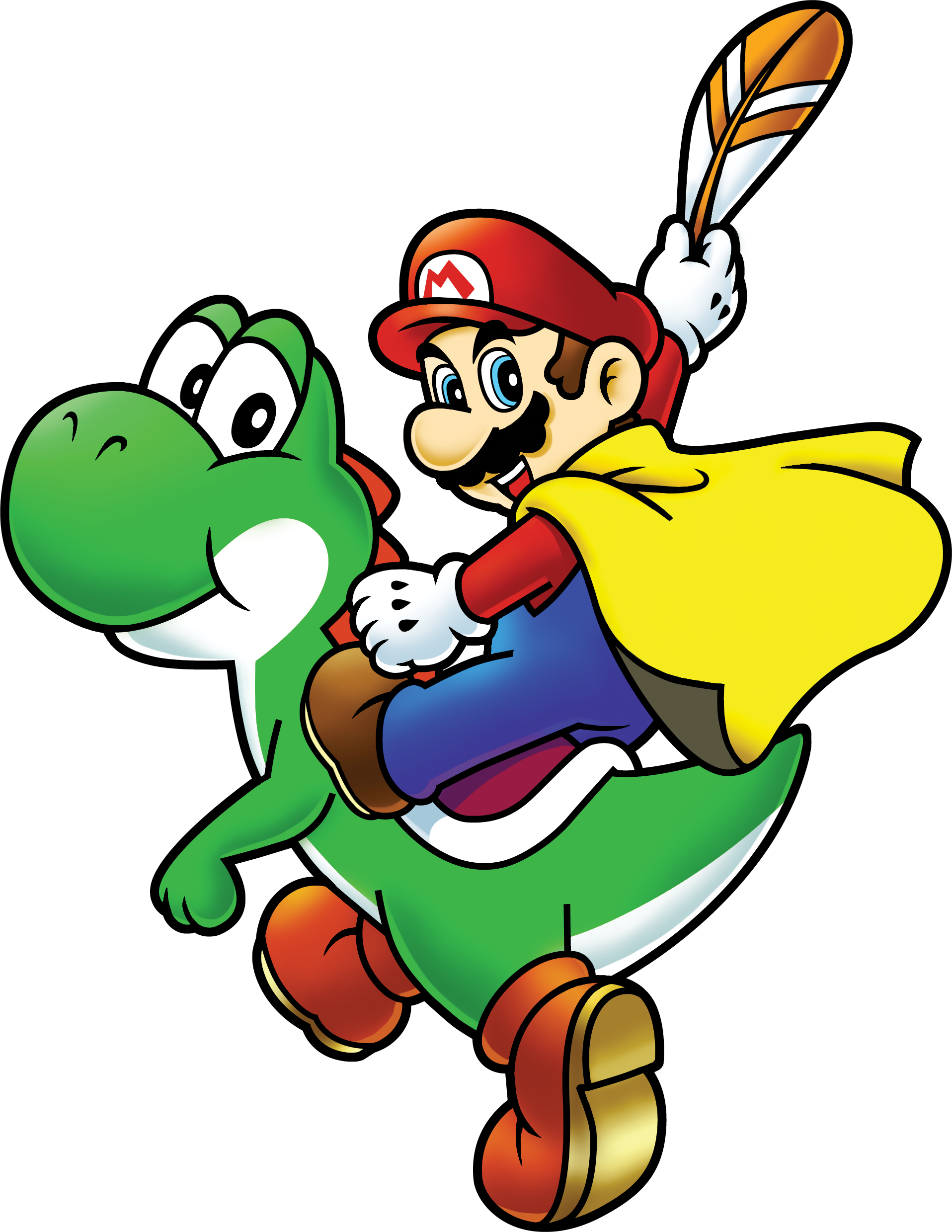 SMW Mario2 20 Reasons Why Super Mario World Has Aged Better Than Super Mario Bros. 3