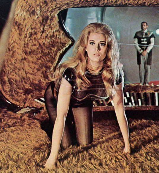 SS.Barbarella e1581940415979 20 Superhero Movies That Were Made For Adults Only