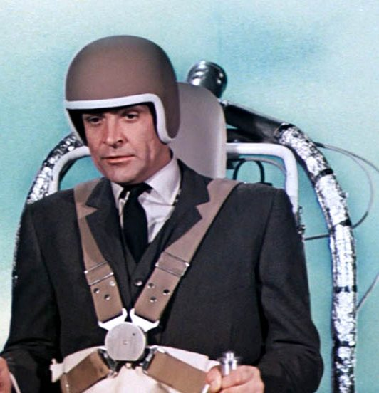 Sean Connery Thunderball e1582710108803 11 Of The Best James Bond Movies (And 10 Of The Worst)