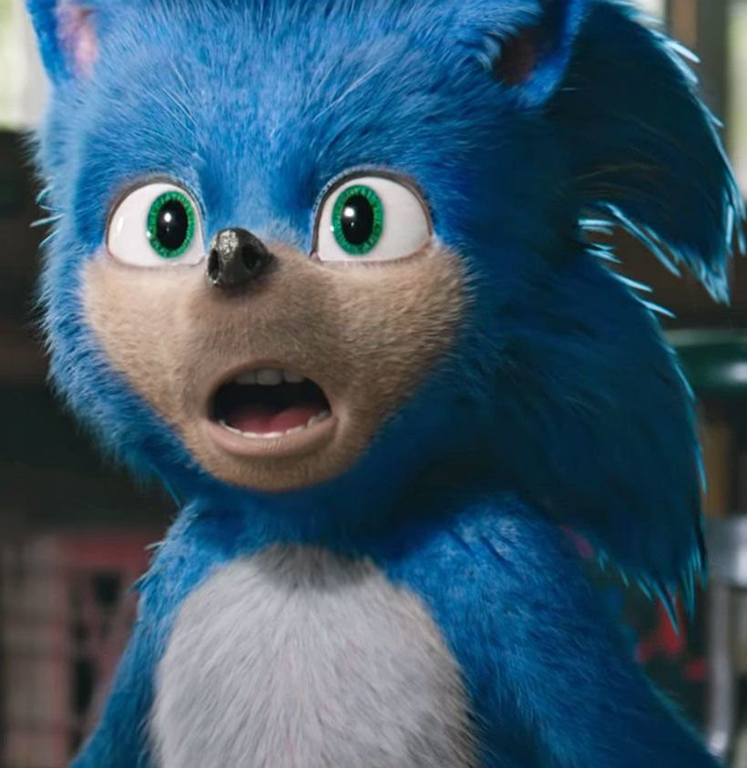 Sonic Movie Redesign e1584014795107 10 Things The Sonic Movie Gets Wrong About The Games - And 10 Things It Gets Right