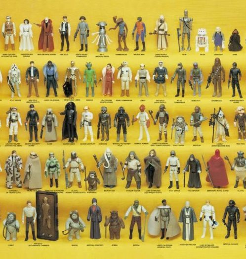 Star Wars Collectibles 700x525 1 e1581681705137 20 Celebrities With Surprising Hobbies