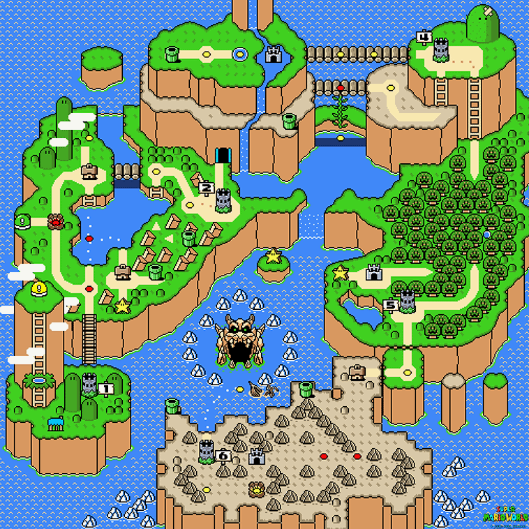 SuperMarioWorldMain800 e1581072931122 20 Reasons Why Super Mario World Has Aged Better Than Super Mario Bros. 3