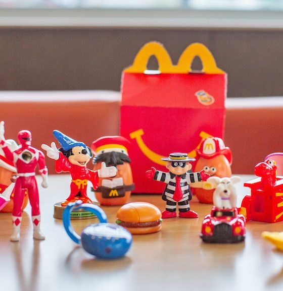 Surprise Happy Meal Toys at McDonalds Photo Courtesy of McDonalds 5 e1581685940556 20 Celebrities With Surprising Hobbies