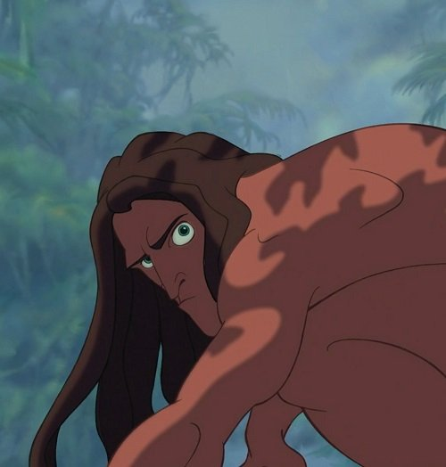 Tarzan disneyscreencaps.com 2988 20 Inappropriate Moments In Disney Films You Only Noticed As An Adult
