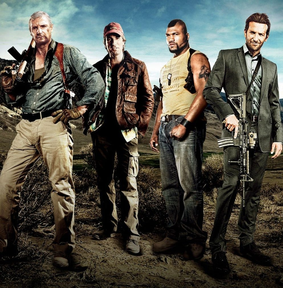 The A Team e1582281592825 20 TV-To-Movie Adaptations That Were Nothing Like The Series They Were Based On