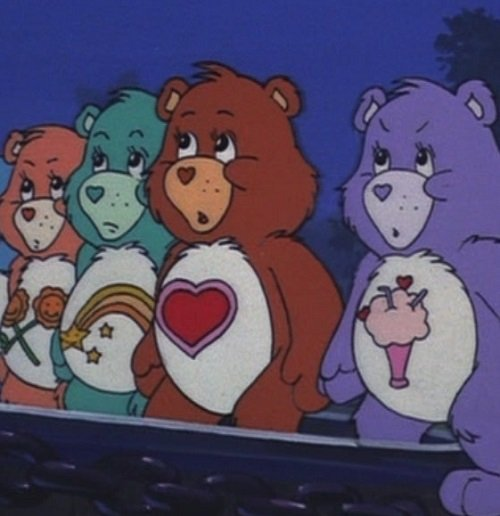 The Care Bears Movie animated movies 17281184 1067 800 20 Traumatising Moments In 80s Kids' Movies