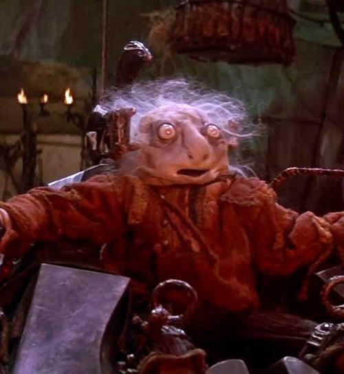 TheDarkCrystal DrainedPodling 20 Traumatising Moments In 80s Kids' Movies