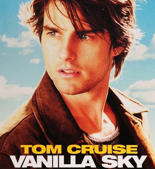 Vanilla Sky 2001 original film art fef7b611 e616 4f4c b853 20 Hollywood Hits You Didn't Know Were Remakes Of Foreign Films