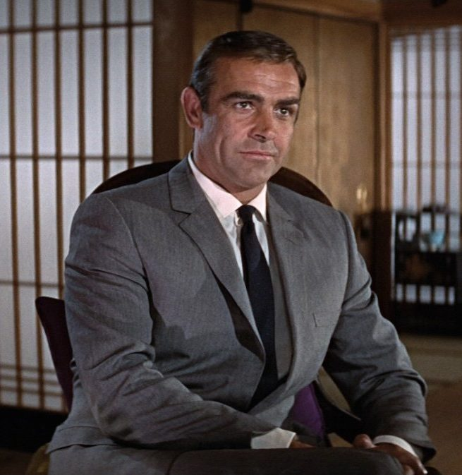 You Only Live Twice Grey Herringbone Suit 2 1 e1582711556889 11 Of The Best James Bond Movies (And 10 Of The Worst)